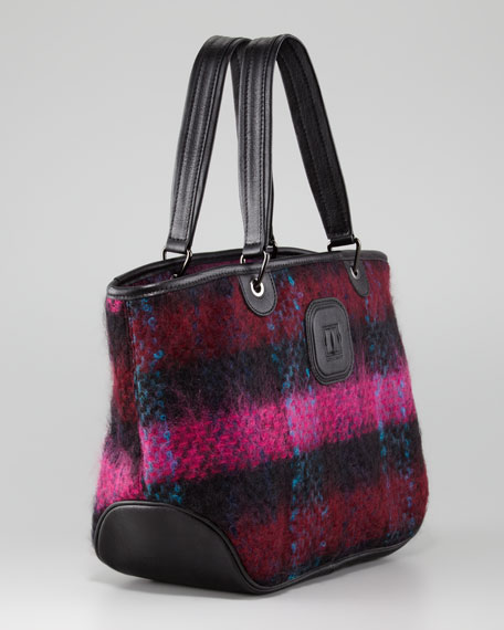 Bi Gao Mohair Tote Bag, Small