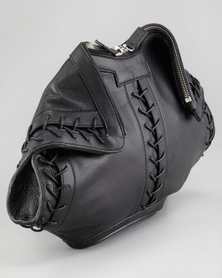 De-Manta Corset Clutch Bag