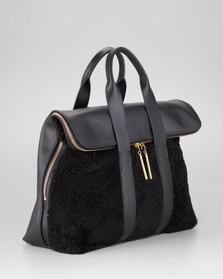 31 Hour Fold-Over Tote Bag