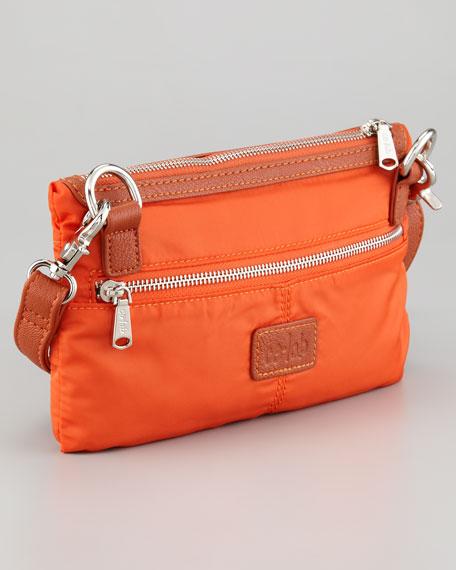 Thomas Mini Crossbody Bag, Orange