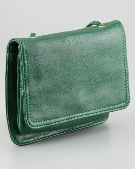 Mini Crossbody Bag, Green