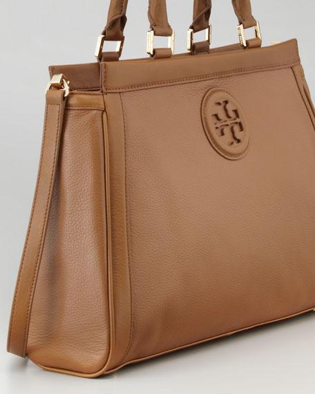 Hannah Satchel Bag, Sand