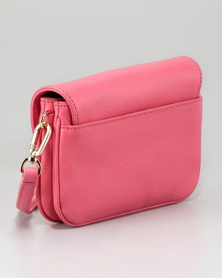 Robinson Small Crossbody Bag, French Rose