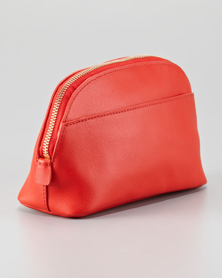 Robinson Make-Up Bag, Hot Red
