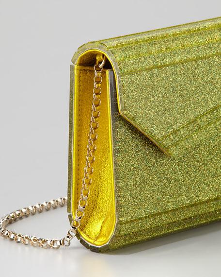 Candy Clutch Bag, Citrine