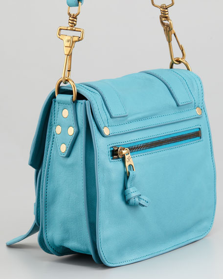 PS1 Pouch Satchel Bag, Lagoon