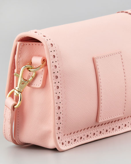 Robinson Spectator Mini Crossbody Bag, Pink