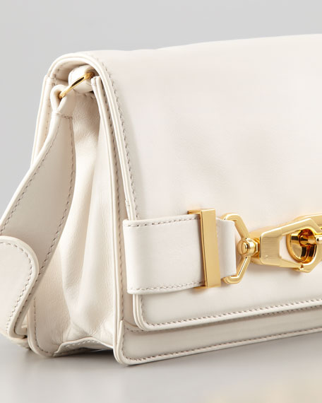 Shannon Clutch Bag, French Beige