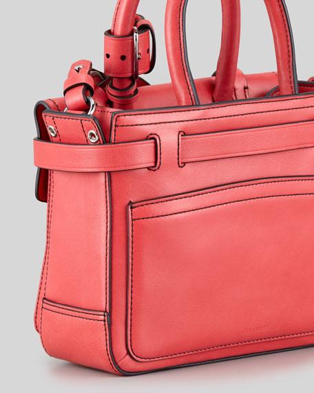 Boxer Micro Tote Bag, Orange
