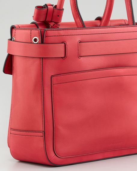 Boxer Tote Bag, Orange