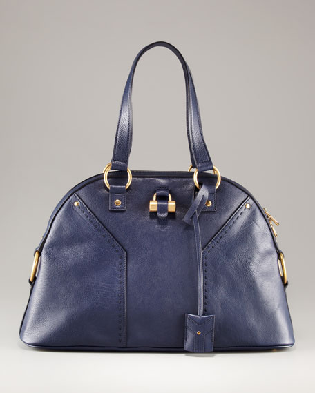 Muse Dome Satchel, Large