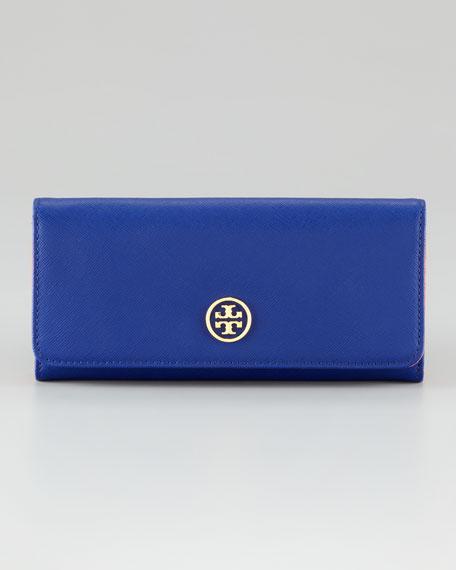 Robinson Colorblock Continental Wallet
