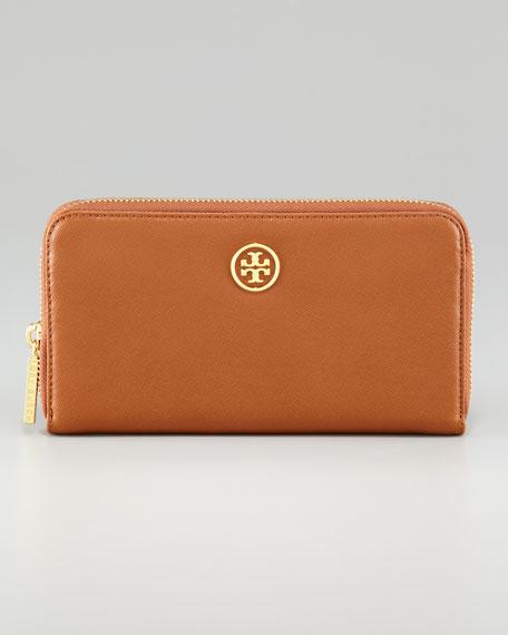 Robinson Continental Zip Wallet