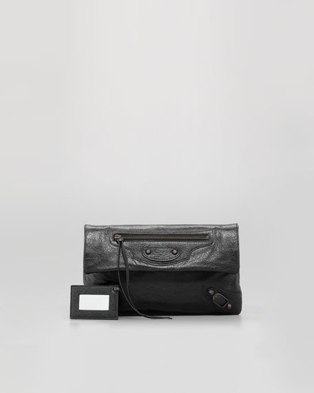 Classic Envelope Clutch Bag