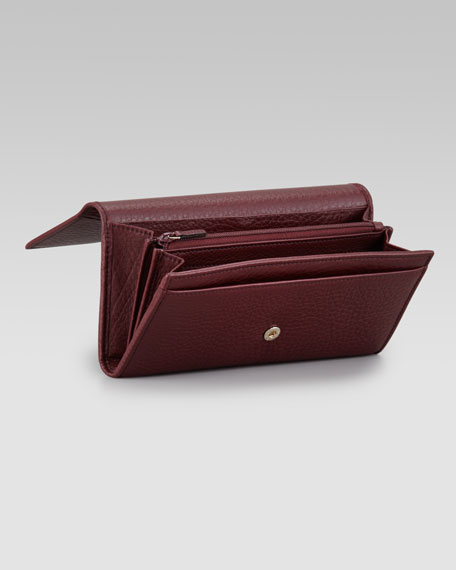 Soho Flap Continental Wallet