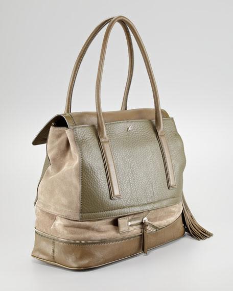 Harper Laurel Tote Bag