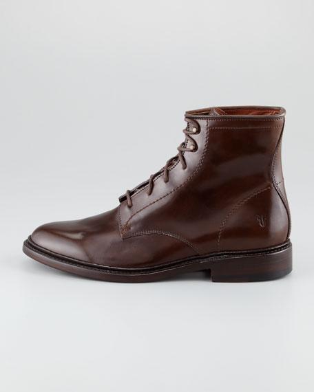 Frye James Shell Cordovan Boot