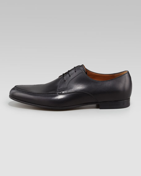 Bonard Lace-Up Oxford, Black