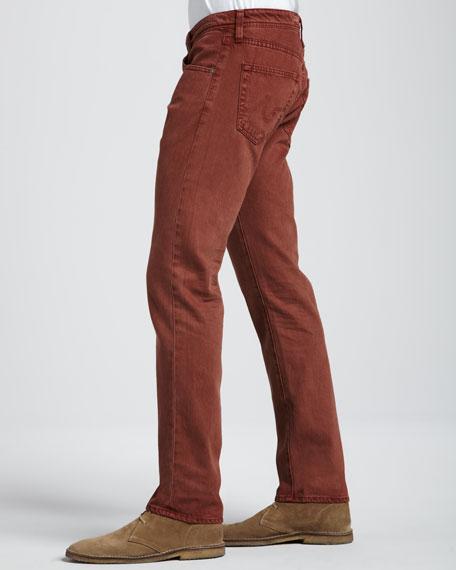 Matchbox Sulfur Garnet Slim Jeans