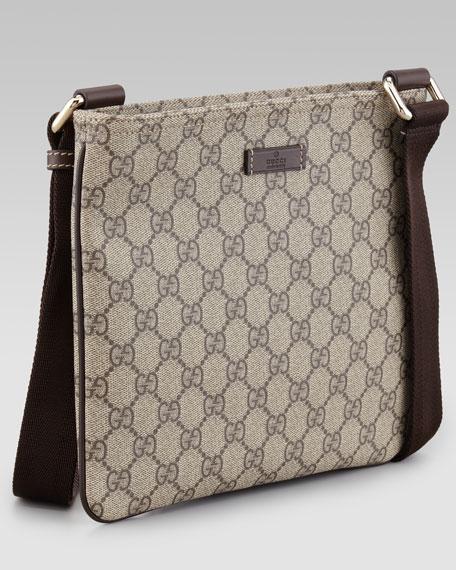 GG Messenger Bag, Beige