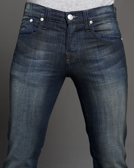 Floyd Backfire Boot-Cut Jeans