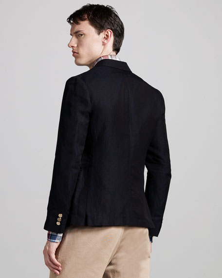 Two-Button Jacket