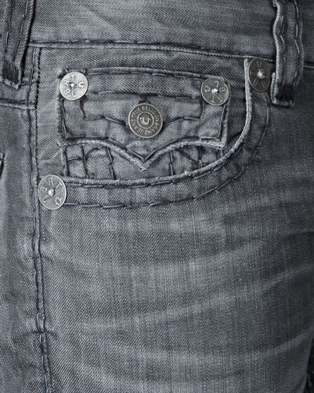 Ricky Super T GTM Silverwood Jeans