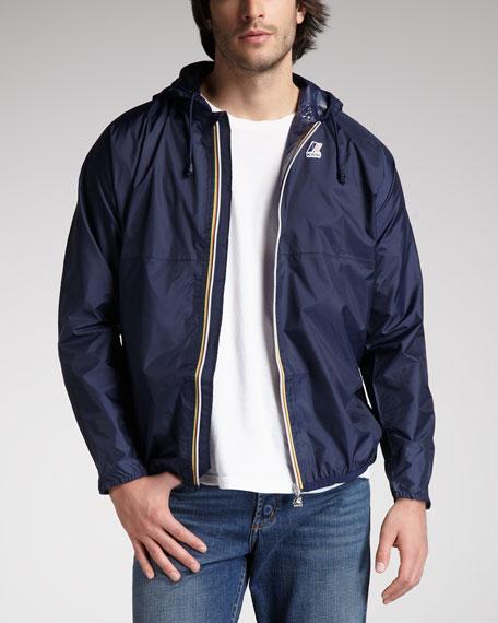 Claude Waterproof Jacket, Navy