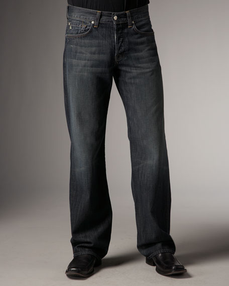 Relaxed Montana Jeans