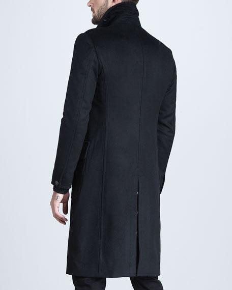 Wool Great Coat