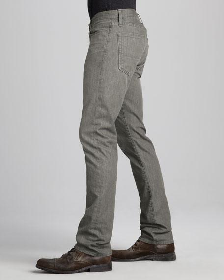Slim Twill Pants