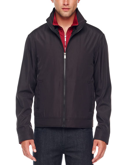 Convertible Track Jacket