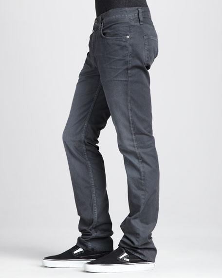 Kane Twill Pants, Artisan Storm