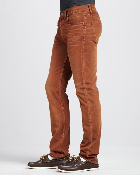 Kane Weathered Ember Jeans