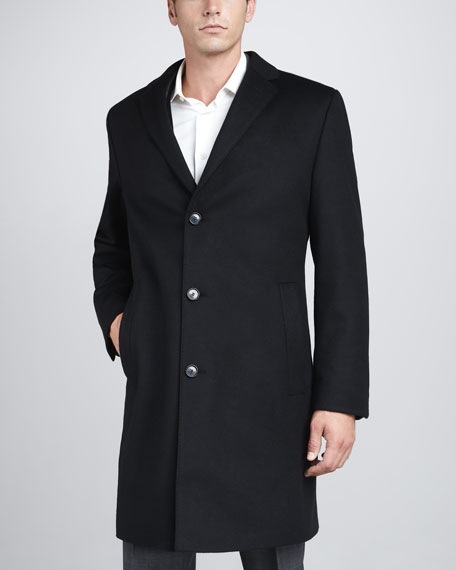 Traditional Overcoat