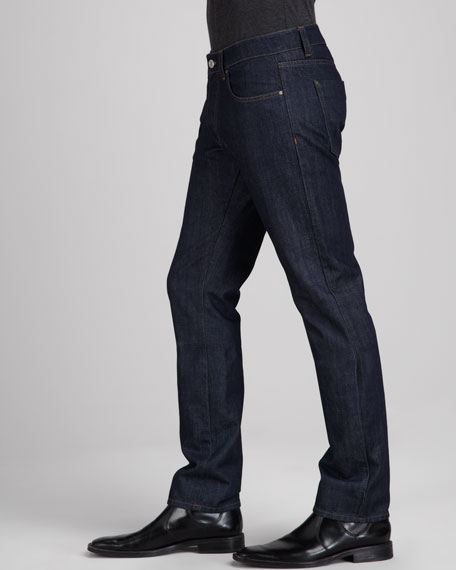 Dark Regular-Fit Jeans