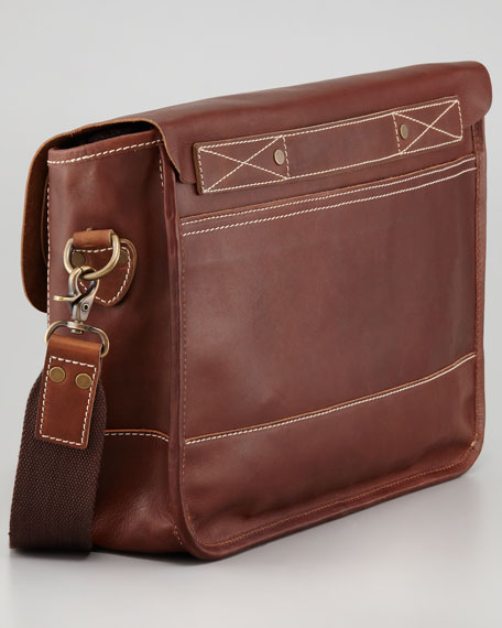 Hermitage Messenger Bag