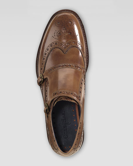 Air Harrison Double-Monk Loafer