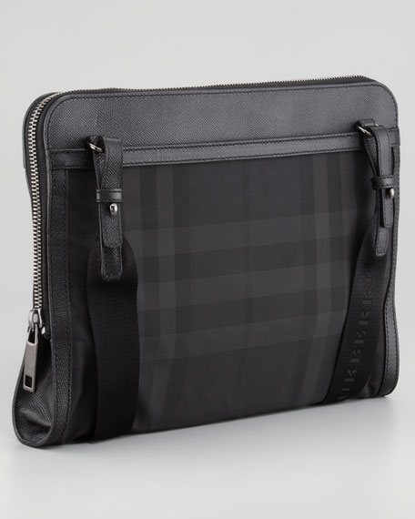Check Document Holder, Black