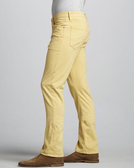 Protege Straight-Leg Banana Jeans