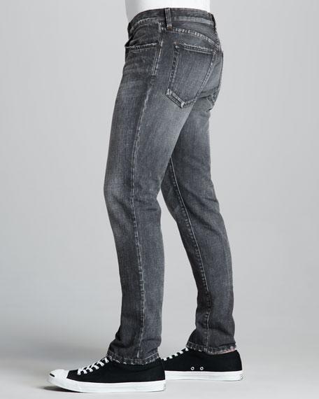 Slim Gray Jeans
