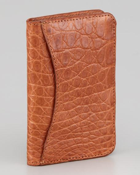 Crocodile Mini Wallet