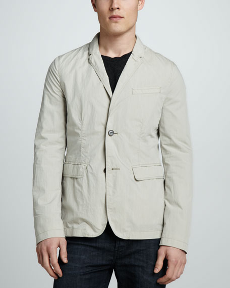 Two-Button Sport Jacket