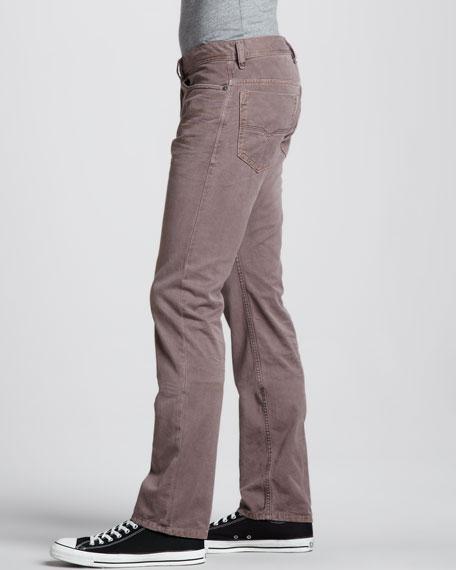 Safado Slim Mauve Jeans