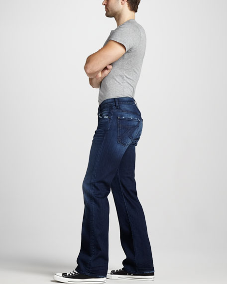Austyn Flynt-Pocket Authentic Jeans
