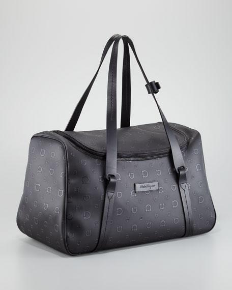 Travel Duffle Bag Black