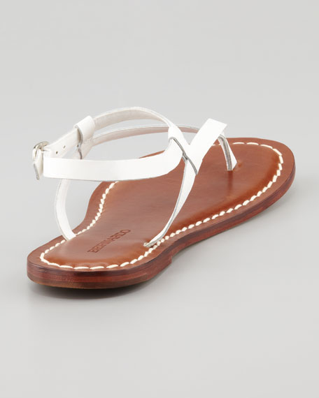 Merit Flat Sandal, Luggage