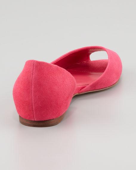 Parket Cutout-Side Flat, Pink