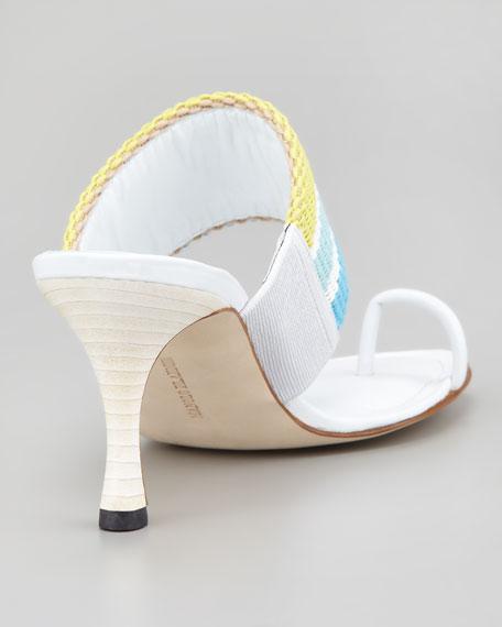 Telo Banded Slide Sandal