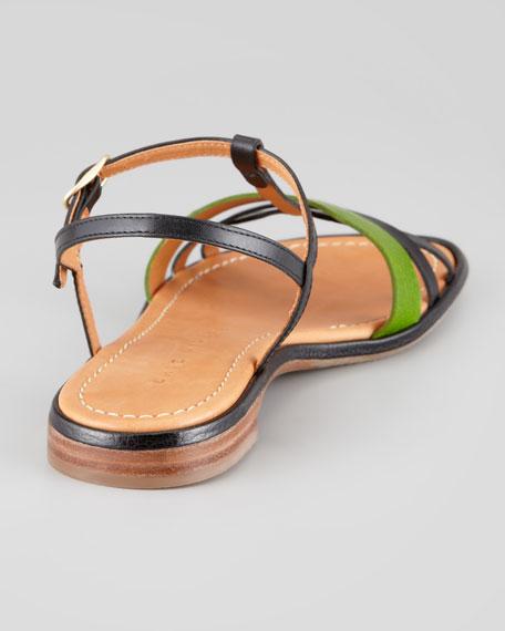 Dalo Flat T-Strap Sandal